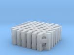 Milkcans - set of 36 - Zscale