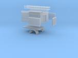 TLF3000-Aufbau für U5000 mit 3250mm Radstand