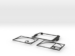 Golden Rule Template & Holder For Sony A57