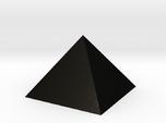 Pyramid Square Johnson 40mm Hollow