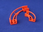 Marble Run Bricks: Curved Track Set