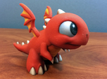 Dragonvale Baby Fire Dragon