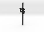 Kirito's Elucidator Sword
