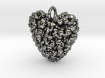 365 Hearts Pendant - Large