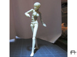 1/20 scale ALPHA EGO BJD kit, Female V01