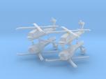 1/700 MH-60 Stealth Blackhawk (x4)