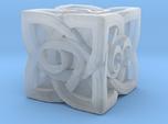 Celtic D6 - Solid Centre for Plastic