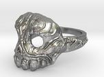Dr.K Skull Ring-Size 9.5
