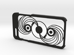 iPhone 6 case with crop Circle