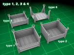 Stackable Container Set 4
