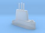1/700 USS Torsk (SS-423) Submarine Sail