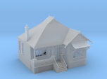 1:87 HO Australian Federation House Design 02