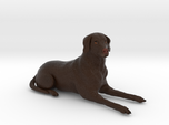 Custom Dog Figurine - Leroy
