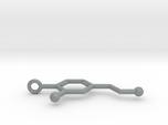 Dopamine Keychain Stainless Steel