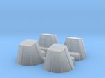 Ariane 4 PAL Skirts for the Heller kit