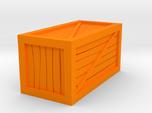 "1""x1""x2"" Crate Tabletop Miniature"