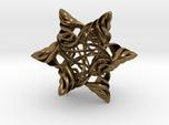 Rhombic Triacontahedron V, medium