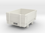 Gn15 small 4ft dropsided wagon