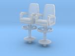 1:72 Scale Captain Chair