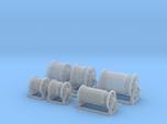 1/64th Hose Reel Builders Pack Set