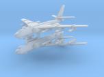 1/600 Xian H-6 Bomber (Tu-16) (x2)