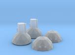 1/4222 Star Destroyer Deflector Domes