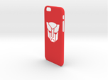 Iphone 6 case transformers