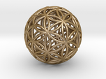 3D 25mm Orb Of Life (3D Flower of Life)