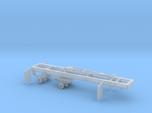 1/50th Scale Short Log logging trailer