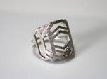 Art Deco Ring - Layers Of Life - US Size 07