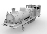 O16.5 G42 Middle Unit(1:43 Scale)