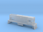 1:87 Dh General Electric - Pre Shunters Refuge