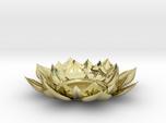 Lotus Flower Tea Light Holder