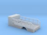 1/64th S Scale Tire Service Truck Single axle Body