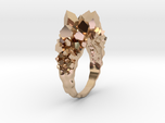 Crystal Ring size 12