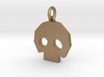 Gold Skulltula token pendant