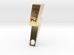Personalize-able Lightning Bolt Bottle Opener