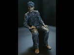 1:20.32 scale Pippin Engineer Sitting