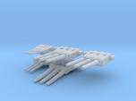 1:700 Non-Elevated Yamato Turrets