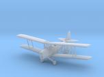 1/144 de Havilland DH82 Tiger Moth (alt. Tail)