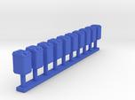 Blauer Kanister 10x