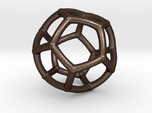 0073 Stereographic Polyhedra - Dodecahedron