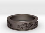 Ascskyrim Ring Dragonborn Size 13 Jobulon 3