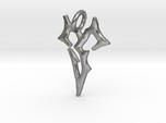 Final Fantasy Zanarkand Abes necklace 2cm symbol