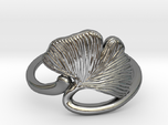 Ginkgo Leaf ring