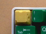 Topre Cheese Keycap