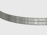 YT1300 MPC EXHAUST GRILLE STOCK
