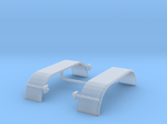 1/64th UFS Tandem Fenders Smooth rounded