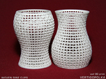 Woven Sine Cups