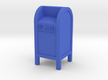 Mail Box - US Mail qty (1) HO 87:1 Scale
